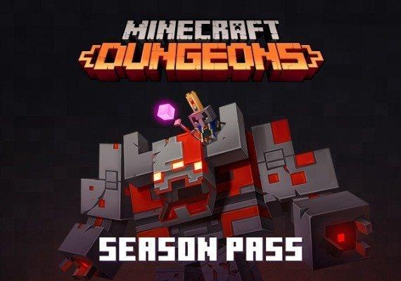 Minecraft Dungeons - Season Pass US