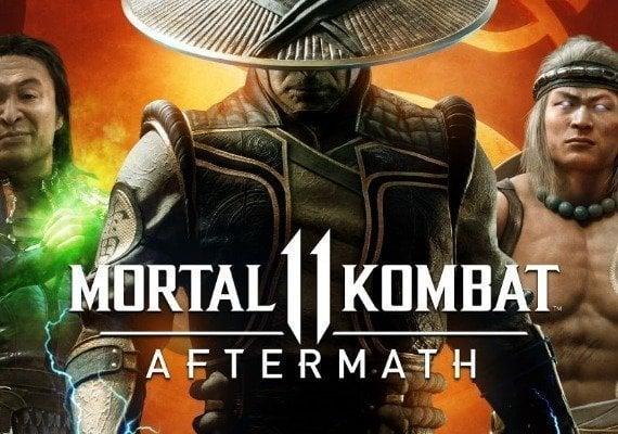 Mortal Kombat 11: Aftermath Kollection US PS4