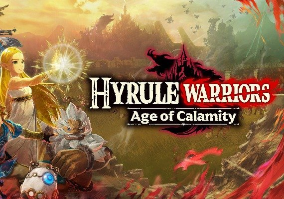 Buy Hyrule Warriors Age Of Calamity Us Nintendo Cd Key Cheap