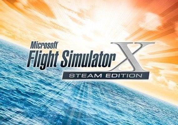 MS Flight Simulator X - Steam Edition EU