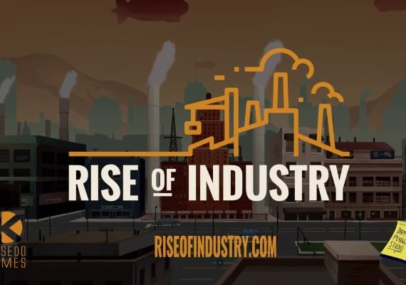 Rise of Industry + Early Access