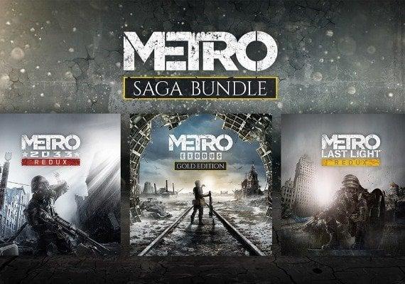 Metro Saga - Bundle ARG