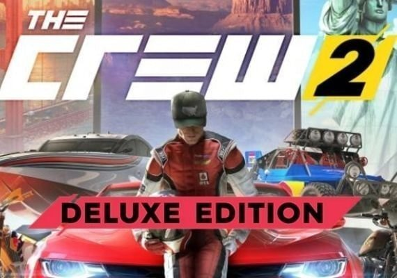 The Crew 2 - Deluxe Edition EU