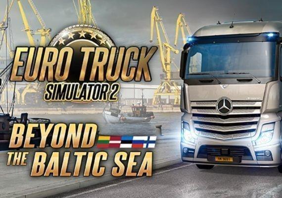 Euro Truck Simulator 2: Beyond the Baltic Sea NA