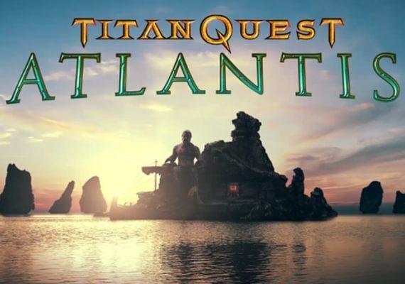 Titan Quest: Atlantis NA