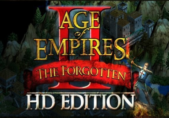 Age of Empires II HD: The Forgotten NA