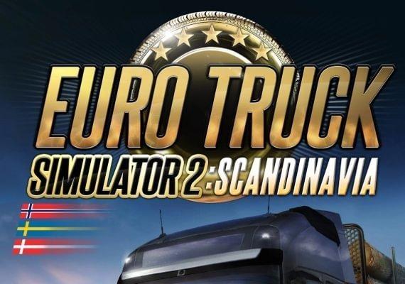 Euro Truck Simulator 2: Scandinavia NA