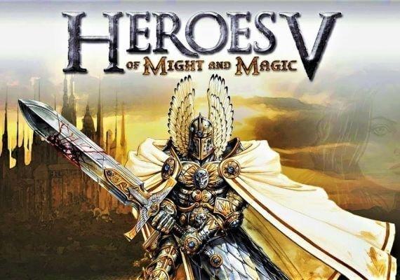 Heroes of Might and Magic V EU