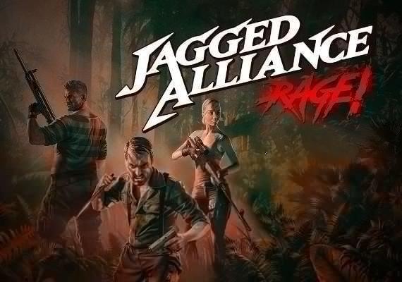 Jagged Alliance: Rage! NA PS4