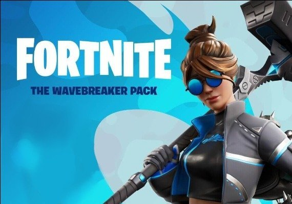 Fortnite - The Wavebreaker Pack US