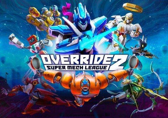 Override 2: Super Mech League EU