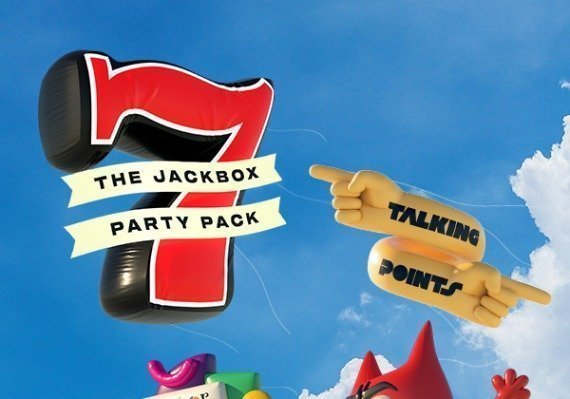 The Jackbox Party Pack 7 NA