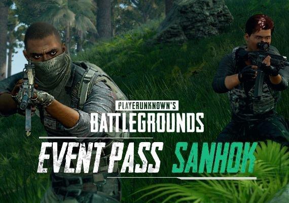 PlayerUnknown's Battlegrounds PUBG - Event Pass: Sanhok