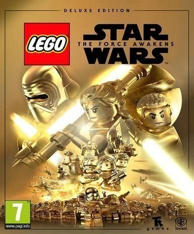 LEGO Star Wars: The Force Awakens - Deluxe Edition US