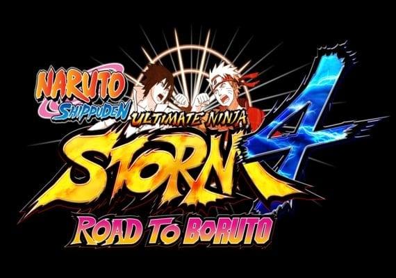 Naruto Shippuden: Ultimate Ninja Storm 4 - Road to Boruto EU