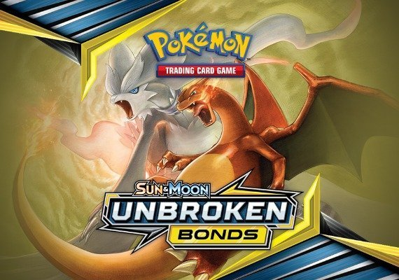 Pokemon Trading Card Game Online - Sun and Moon Unbroken Bonds Booster Pack