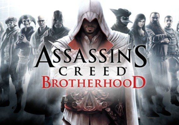Assassin's Creed: Brotherhood EMEA