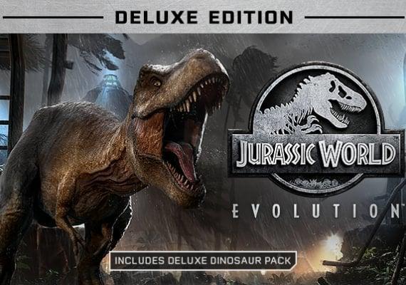 Jurassic World Evolution - Deluxe Edition EU
