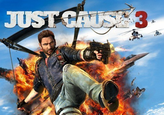 Just Cause 3 NA