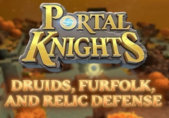 Portal Knights - Druids, Furfolk, and Relic Defense NA