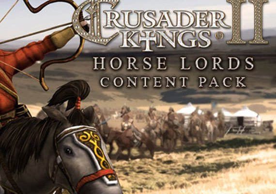 Crusader Kings II: Horse Lords - Content Pack