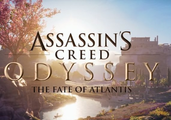Assassin's Creed: Odyssey - The Fate of Atlantis NA