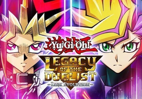 Yu-Gi-Oh! Legacy of the Duelist: Link Evolution EU