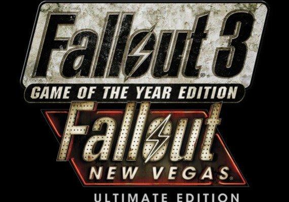 Fallout 3 GOTY + Fallout: New Vegas - Ultimate Edition EU