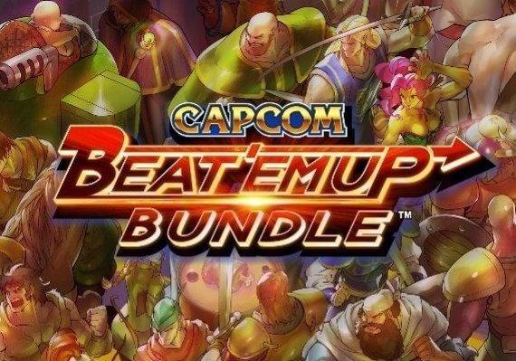 Capcom Beat 'Em Up - Bundle