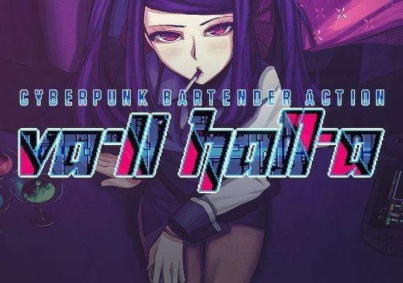 VA-11 Hall-A: Cyberpunk Bartender Action NA