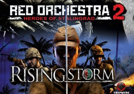 Red Orchestra 2: Heroes of Stalingrad + Rising Storm EU