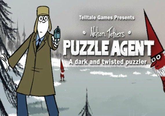Puzzle Agent - Bundle