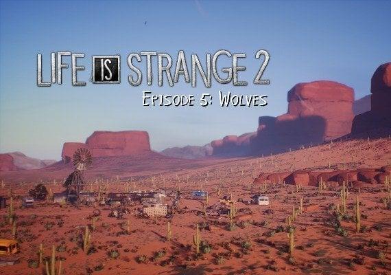 Life Is Strange 2 - Episode 5: Volves EU PS4