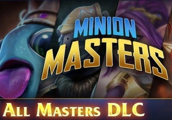 Minion Masters - All Masters Upgrade EU