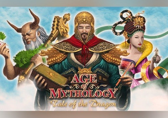 Age of Mythology EX: Tale of the Dragon US