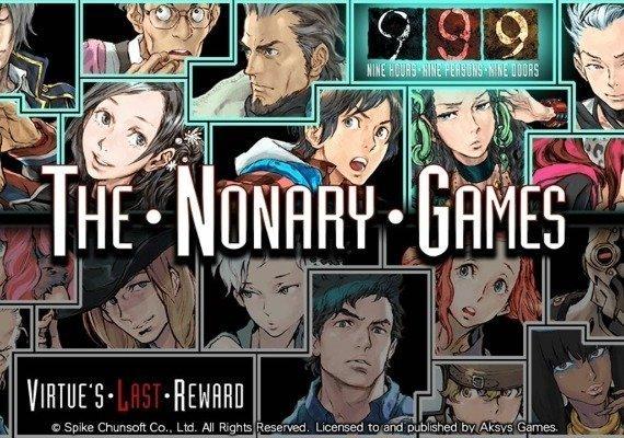 Zero Escape: The Nonary Games EU