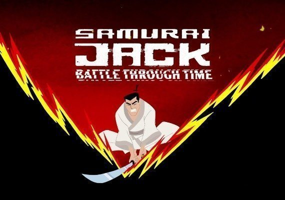 Samurai Jack: Battle Through Time NA