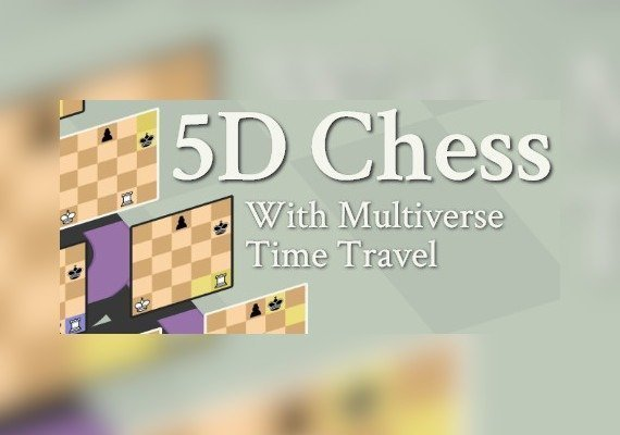 5D Chess With Multiverse Time Travel