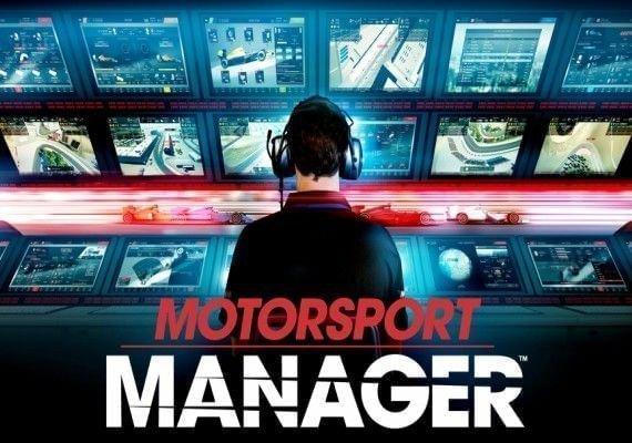 Motorsport Manager NA