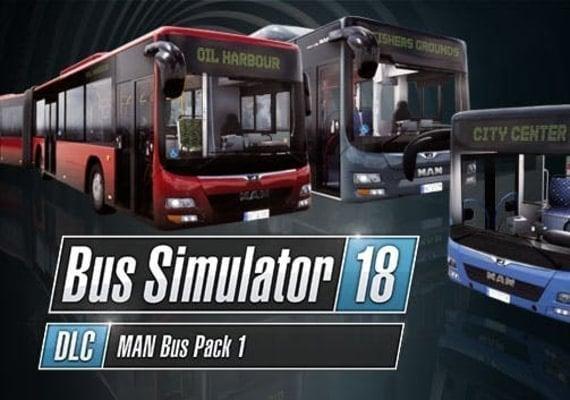 Bus Simulator 18 - MAN Bus Pack 1 EU