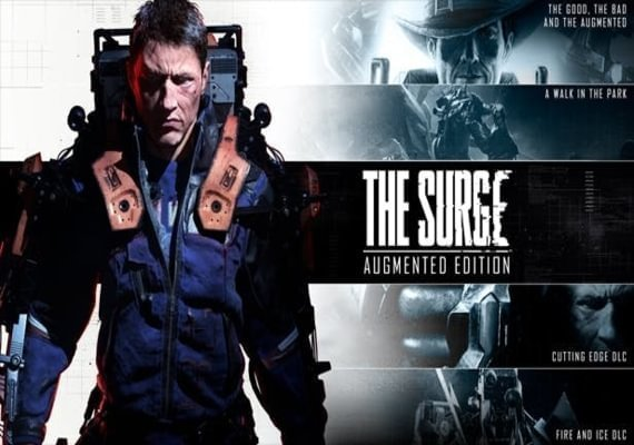 The Surge - Augmented Edition US