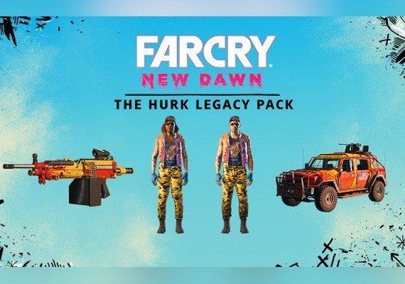 Far Cry: New Dawn - Hurk Legacy Pack