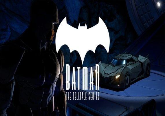 Batman: The Telltale Series NA