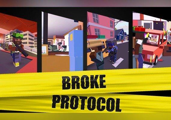 BROKE PROTOCOL: Online City RPG NA