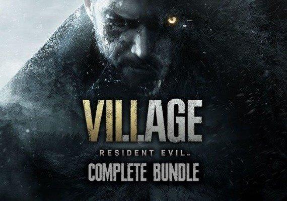 Resident Evil Village and Resident Evil 7 -  Complete Bundle