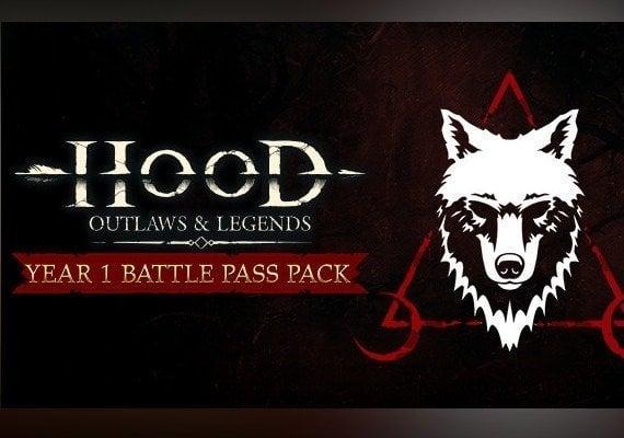 Hood: Outlaws & Legends - Year 1 Battle Pass Pack EU