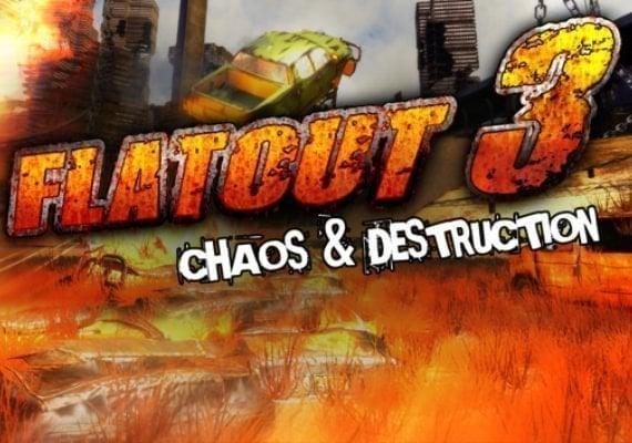 Flatout 3: Chaos and Destruction NA