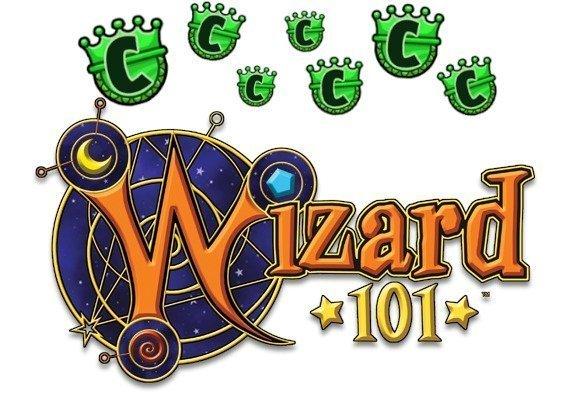 Kingsisle Wizard 101 2500 Crowns US