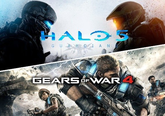 Gears of War 4 and Halo 5: Guardians - Bundle ARG