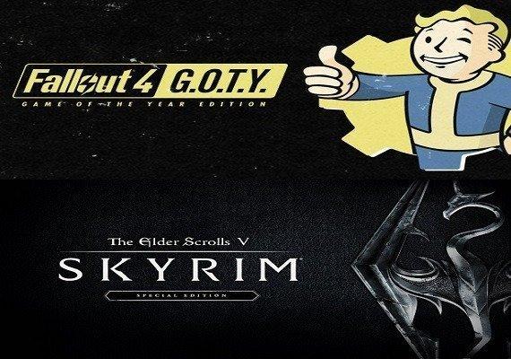 The Elder Scrolls V: Skyrim - Special Edition + Fallout 4 GOTY ARG